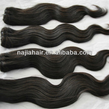 22inch unprocessed virgin wet and wavy hair weave
