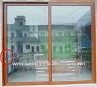 stacking sliding glass doors/unbreakable glass door/aluminum glass doors