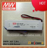 LPV-100-36 MEANWELL Original Switching Power Supply