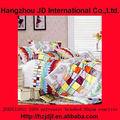 polyester kumaş örgü Ev kaplayın yatağa ayarlanmış sıcak ürünleri çin yapılan