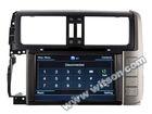 WITSON car gps navigator TOYOTA PRADO 2011 with USB port and iPod ready