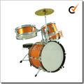 4 piezas junior tambor conjunto para los niños/niños drum set( dset- 80c)