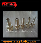 all sizes copper hose barb fittings