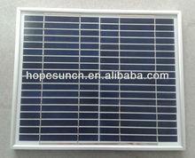 The lowest price solar panel,Ploycrystalline 10W solar panel