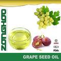 orgânica de semente de uva