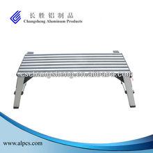Aluminum Work Platform,Aluminium Working Platform Ladder,Car Washes Stool