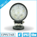 "Ambulancia kabon luces 4"" 18w offroad epistar led de camiones"