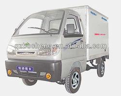 500Kg Load Light Electric Van Cargo Truck With 2.0~2.2m Van