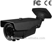 IR Array Bullet weatherproof camera color Sony CCD 700TVL 4-9mm varifocal lens New dot-matrix IR Camera