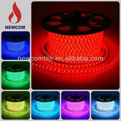 High Lumen 100m/roll Flexible LED Strip 220V