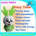 Simple machine à jeux enfants ST001 MP3 Story teller + anglais langue