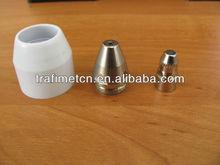 Panasonic p80 de piezas de repuesto para aire- refrigerado por de corte por plasma de la antorcha ap80