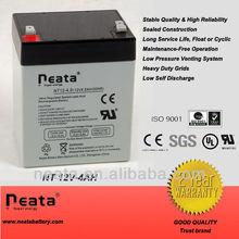 Storage Battery/rechargable battery 12v 4ah