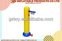 PVC inflatable basketball set EN71 approved