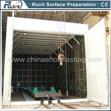 Manual Sandblasting Cabinet