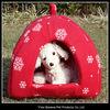 folding yurt pet house/dog beds/cat beds