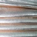 metallisch beschichteten 2013 aus echtem leder für sandale leder