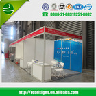 High Quality Exhibition Booth Material with Competitive Price !
