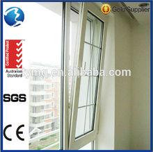 75 Series Aluminum High Heat Insulation Tilt & turn Window