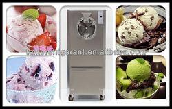 Low noise Batch freezer/hard ice cream making machine