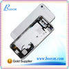 for iphone 5 back cover housing with middle frame bezel factory price direct selling 100% test past