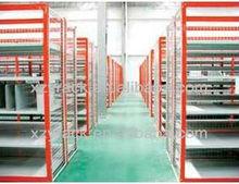 medium duty office department steel shelf