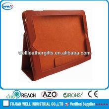 2014 fashion faux leather ipod case