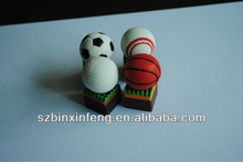 wholesale gift usb stick ball 4gb usb flash drive , customize drive usb flash