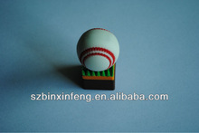 manufacturer wholesale gift pen drive ball usb flash drives , customize usb flash