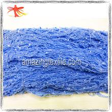 100% Polyester Fun Fur Yarn/Feather Eyelash Yarn