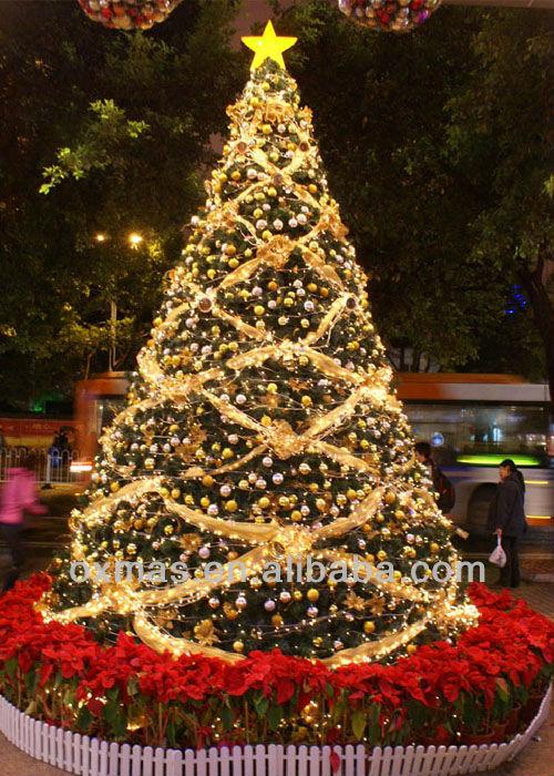 Arboles de navidad decorados con mallas imagui - Imagenes de arboles de navidad decorados ...