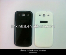 for samsung galaxy s3 spare part for i9300 back cover