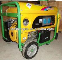 2%off promotion!!! generator electric generator gas natural 1000w 2/3/1.8/5/6KVA Small LPG /NG generator/ batteries john deere