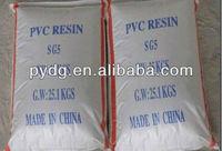 Resina de PVC para tubo de PVC
