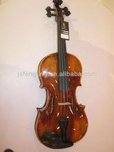 Flamed Violin with cashew varnish(LCMV300-4)