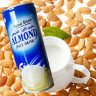 china aseptic almond juice 240 ml in can