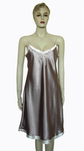 100% polyester womens nightie