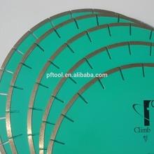 Refractory Diamond Large Circular Slot Saw Stone Cutting Blade