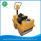 KIPOR/CHANGFA diesel double drum manual vibrating road compactor roller FYL-S600C