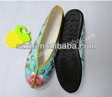 Zapatos chinos de corte retro zapatos tradicional chino zapatos