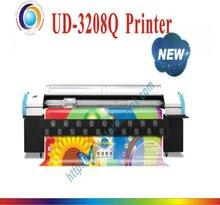Large Format Solvent Printer 3.2m UD-3208Q used Seiko SPT510/35PL Head