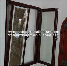 vertical opening window/tilt open window/two way opening window