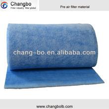 Non woven synthetic fiber pre filter media/air inlet cotton manufacturer