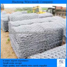 gabion box hexagonal wire mesh