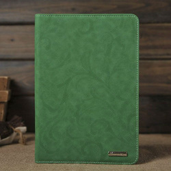 Hot sell PU leather flip case functional cover for Apple ipad mini smart cover