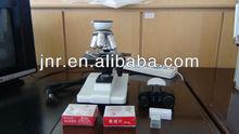 Microscope binoculaire pour l'hôpital, laboratoire microscope biologique microscope vidéo d'enseignement