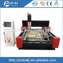 9015 model ZHONGKE brand stone engraving machine/marble carving machine
