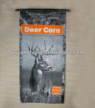 Bopp Animal Feed Bag/petfood packaging/deer corn laminated woven sacks