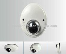 WIFI indoor use Mini Dome IP Camera, H.264 1 Megapixel Fashionable Design
