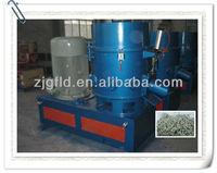 pp/pe/eva film agglomerator machine/plastic granulator